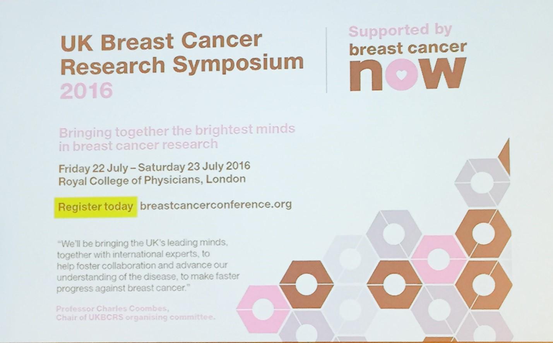 Breast symposium