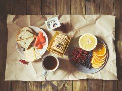 berries-blueberries-bread-86753